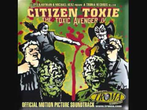 Willie Wisely - Cannot Love You Enough(Toxic Avenger 4: Citizen Toxie OST)