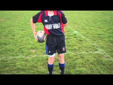 Mini rugby video: How to spin pass