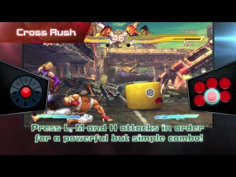 Image of Street Fighter X Tekken Gameplay - Promotion 4 Video