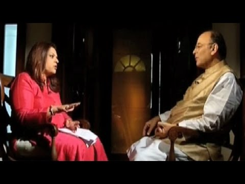 explosive - In an explosive interview, the Union Finance Minister Arun Jaitley has given the biggest hint on which Minister could be a black money holder. When TIMES NOW asks Jaitley if a former UPA Minister...
