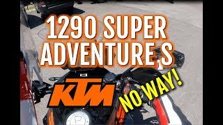 4. KTM 1290 Super Adventure S - 2018 - Review - Took me by surprise