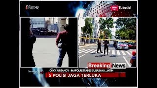 Video Bom Meledak di Polrestabes Surabaya, 5 Polisi Jaga Terluka - Breaking iNews 14/05 MP3, 3GP, MP4, WEBM, AVI, FLV Juli 2018