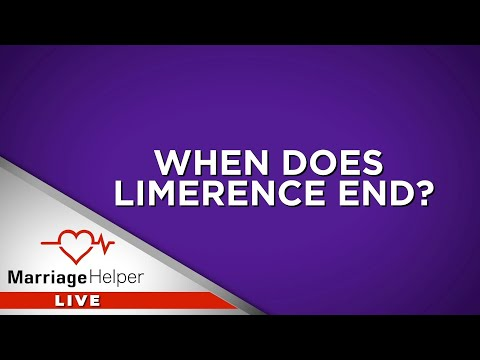Will Limerence End?