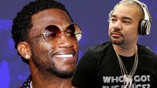 DJ Envy Responds To Gucci Mane Saying He'd Slap Him When He Sees Him Over Angela Yee Beef!| FERRO