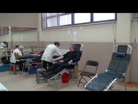 Mikołajkowa Akcja Honorowego Oddawania Krwi