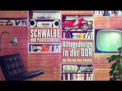 Schwalbe und Plasteschüssel – Alltagsdesign in der DDR