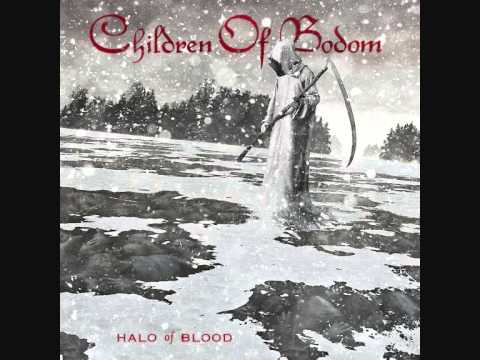 Tekst piosenki Children Of Bodom - Sleeping In mY Car po polsku