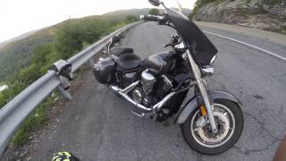 8. Vlog # 44 : 3500 mile review of my vstar 1300 deluxe
