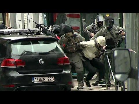 Κατηγορούμενος για ανθρωποκτονίες από τρομοκρατικές επιθέσεις ο Σαλάχ Αμπντεσλάμ.