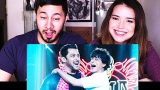 Video ZERO | Shah Rukh Khan | Salman Khan | Eid Teaser Trailer Reaction! MP3, 3GP, MP4, WEBM, AVI, FLV Juni 2018