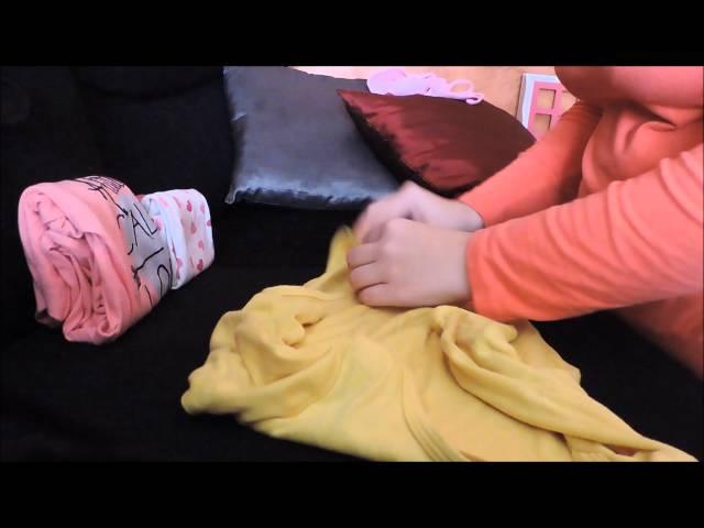 Cómo-doblar-ropa-de-bebé