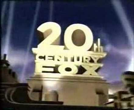 1995 20th Century Fox Home Entertainment