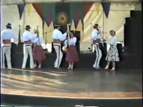 Polonez na festynie w El Cajon