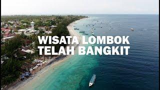 Video Pesona Gili Trawangan, Gili Meno, Gili Air, Andalan Wisata Lombok MP3, 3GP, MP4, WEBM, AVI, FLV Januari 2019