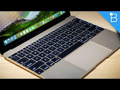 New MacBook Hands-On! (12-inch Retina Display)