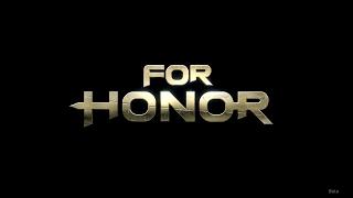 """En la etapa de Beta aproveche para traerles las ejecuciones de los campeones disponibles, este juego ya salio el pasado 14 de febrero, espero poder adquirirlo y traerles gameplays con las partidas o meter jugadas de For Honor a la serie """"los Efectos de"""""""