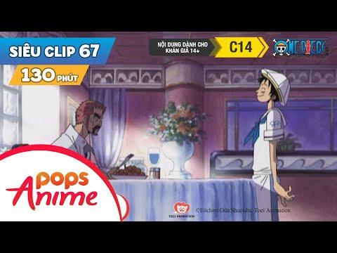 One Piece Siêu Clip Phần 67 - Những Cuộc Phiêu Lưu Của Luffy Và Băng Mũ Rơm - Phim Hoạt Hình - Thời lượng: 1:09:19.