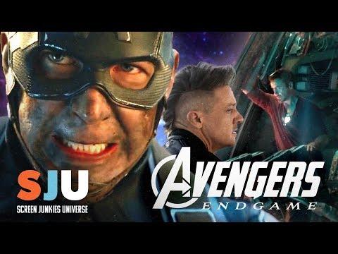 Russos Admit Avengers: Endgame Trailers Misleading - SJU