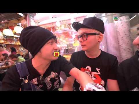 circus - Reupload video please annotated & take out with credit☆ cr: TVB 本集精句: 19:40 EASON:嘔~嘔~嘔~~嘔~嘔~嘔~((我也想吐了....- -||| EASON:可口可樂準備好!!我一吞下去,我就要喝可樂!!! LEO:他說還要再吞一顆...