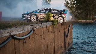 Nonton  Hoonigan  Ken Block S Gymkhana Nine  Raw Industrial Playground Film Subtitle Indonesia Streaming Movie Download