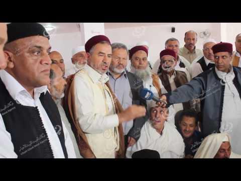 غريان .. توقيع إتفاق بين الزنتان والمشاشية