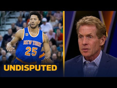 Derrick Rose teaming with Lonzo Ball? Lakers are reaching out to Rose   UNDISPUTED