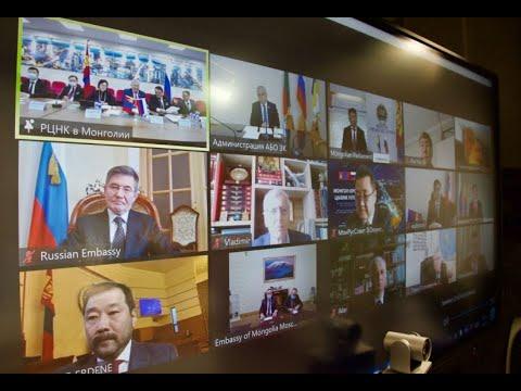 Монгол Улс, Оросын Холбооны Улс хооронд дипломат харилцаа тогтоосны 100 жилийн ой тохиож байна