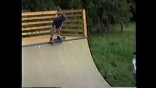 Eric Dressen shredding skatecamp