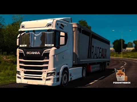Scania New Generation Mega Mod