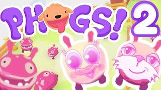 PHOGS! - NAUGHTY VEG BABIES!!! : Stampy & Sqaishey ~ 2