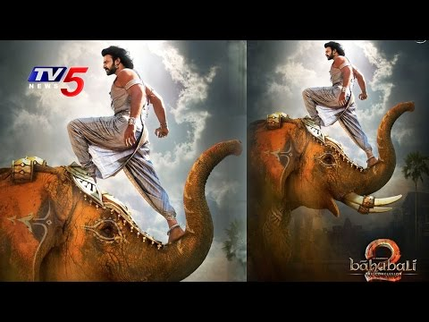 Bahubali-2 New Poster Released on the Occasion of Maha Shivaratri Festival