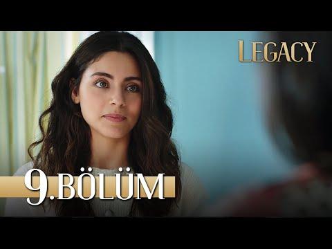 Emanet 9. Bölüm | Legacy Episode 9