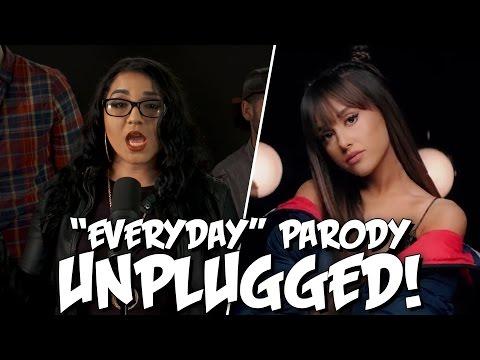 Ariana Grande - Everyday [2017] paródia