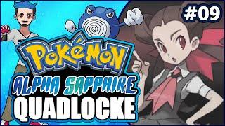 09 | ROXANNE ROCKS THE PHLO | Pokémon Alpha Sapphire Randomizer Quadlocke by Ace Trainer Liam