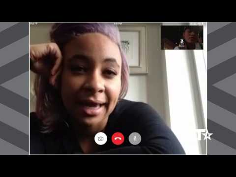 Raven Symone Talks Gay Marriage Tweet on Just KeKe 1