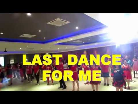 LAST DANCE FOR ME @ Radiant Red EBC LD Party 8 July 2018