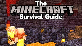 Raiding a Piglin Bastion! • The Minecraft Survival Guide (Tutorial Let's Play) [Part 307]
