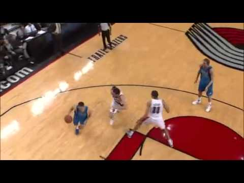 Game 3: Chris Johnson blocks JJ Barea