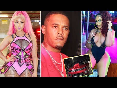Nicki Minaj's MAN, BOUGHT His BABYMOMMA A RANGE ROVER And More On Valentines DAy
