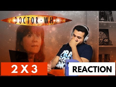 Doctor Who 2x03 Reaction | School Reunion | Sarah Jane!