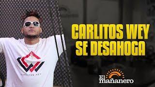 Carlitos Wey tirando fuego en cabina y desenmascara a Crazy Design
