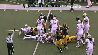 Chris Polk vs California 2010