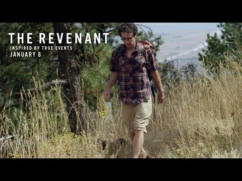 The Revenant (Viral Video 'Shouldn't Be Alive: Cedar Wright')