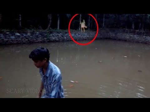 Real Ghost Caught on Camera !!Terrific Ghost Sighting | Scary videos | Scariest Ghost  Footage