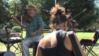 Midnight on the Water by the Fiddling Thomsons, a waltz from Texas