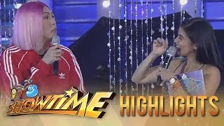 Video It's Showtime Miss Q & A: Vice tells Anne that she's not in the zone MP3, 3GP, MP4, WEBM, AVI, FLV Juli 2018