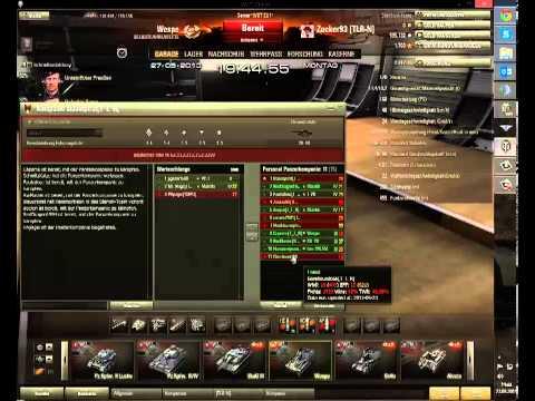 Lets Play WOT Kompanie 001