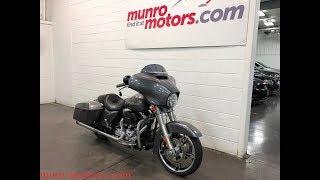 10. 2014 Harley Street Glide Special 103 Navigation Rinehart Exhaust Munro Motors