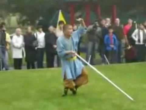 Tuyệt kỹ hầu quyền của Thiếu Lâm Tự - Thể thao - Võ thuật - Quyền Anh.flv