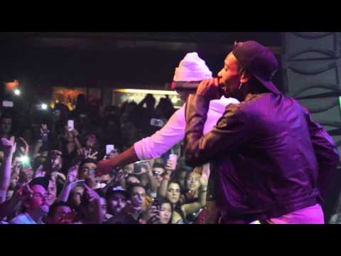 "Wiz Khalifa and Juicy J – ""The Plan"" Live at HOB Sunset Strip"